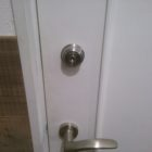室内錠新規鍵取付