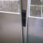 MIWA引き戸鍵交換