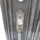 サムラッチ鍵交換