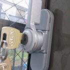 鍵付き室内クレセント錠
