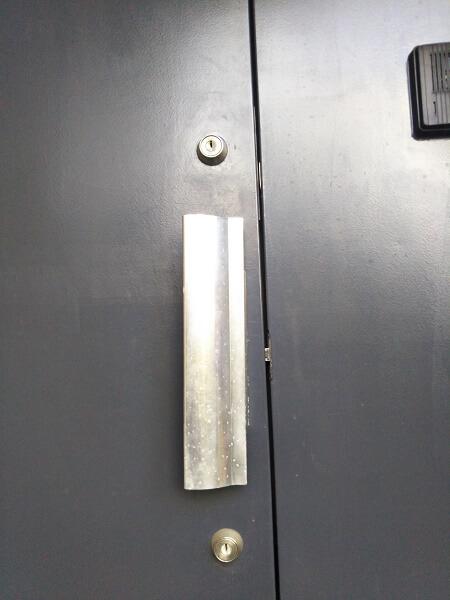 会社事務所鍵交換