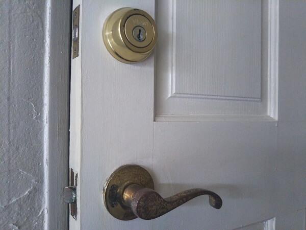 クイックセット鍵紛失解錠